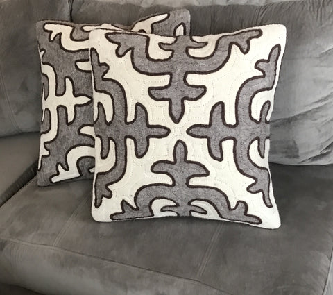 Four Sisters Pillow