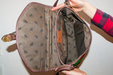 Heather's Messenger Purse
