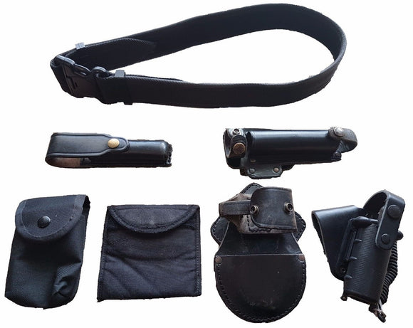 Duty Belts & Belt Kit