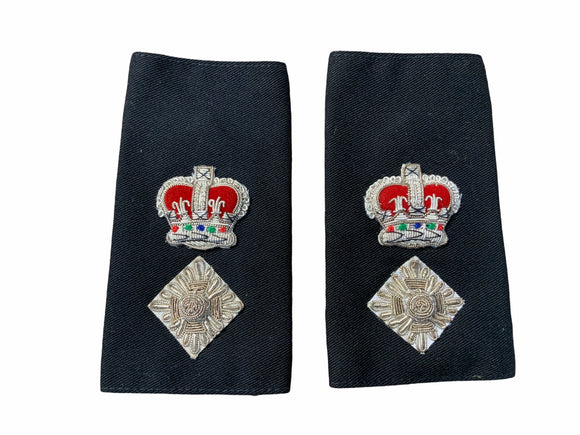 Epaulettes & Sliders