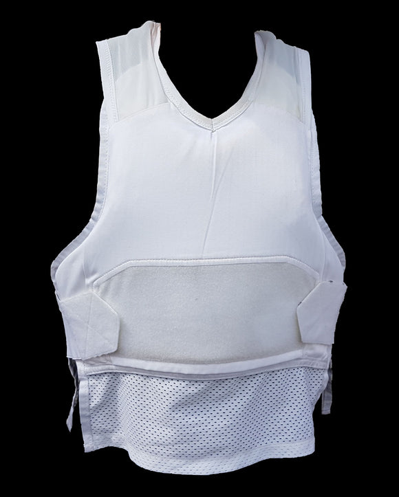 White Aegis Covert Body Armour Cover !COVER ONLY!