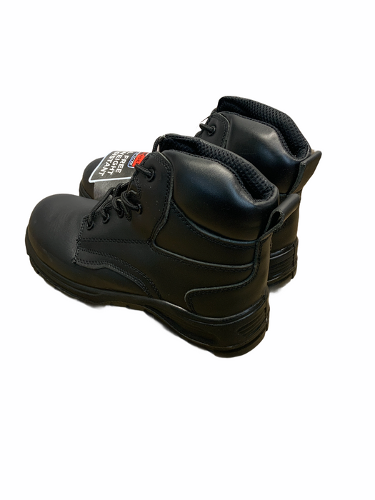 New Black Rock Advance Sentinel Black Safety Boots OB06