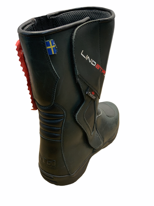 New Lindstrands Champ Motorcycle Boot - RIGHT BOOT ONLY - EU 43 OMCB01