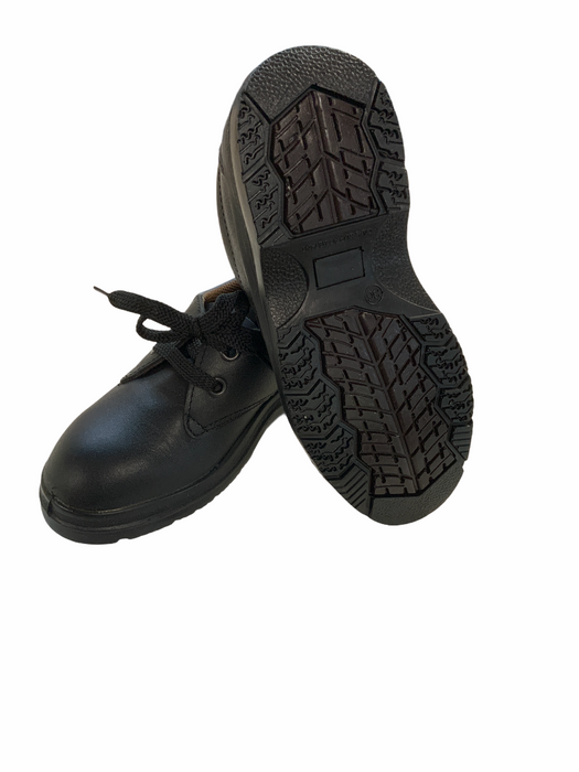 New Arco Black Ladies Steel Toe Safety Shoe Steel Midsole OS07