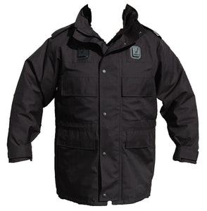 Ex Police Black 3/4 Goretex Waterproof BGC01A