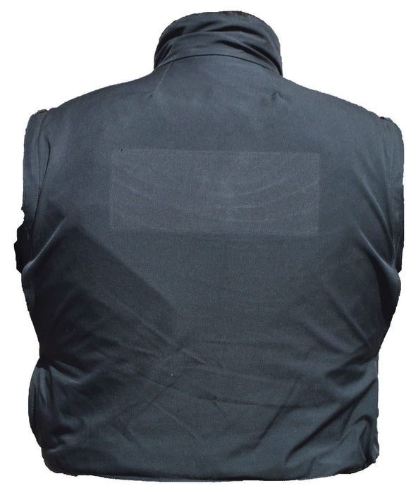 Meggitt Black Overt Body Armour Stab Vest *COVER ONLY* Grade A