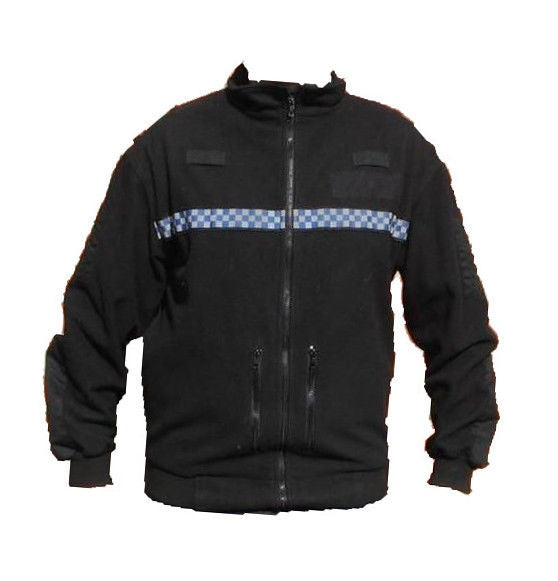 Ex Police British National Uniform Fleece Grade B