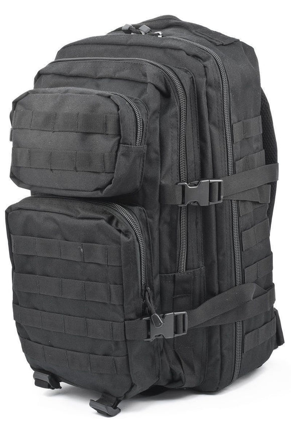 Mil-Tec Molle Style Tactical Backpack / Rucksack 36L Capacity Grade B