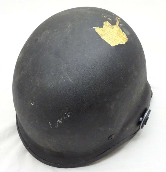 Black F6 PASGT Ballistic Helmet Made With Kevlar NIJIIIA Large OH27