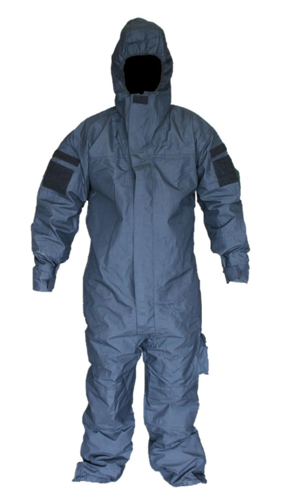 Dark Blue Remploy Swift Responder 3 Peeler Coverall Army Grade A