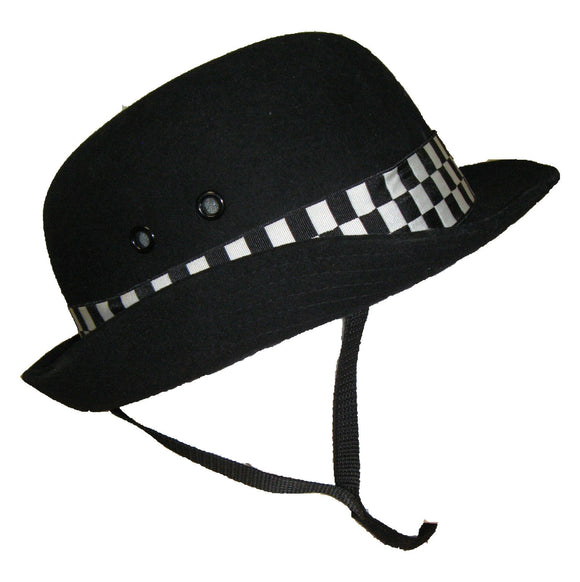Ex Police Genuine WPC Bowler Hat Fancy Dress TV Theatre Party - New With Tags