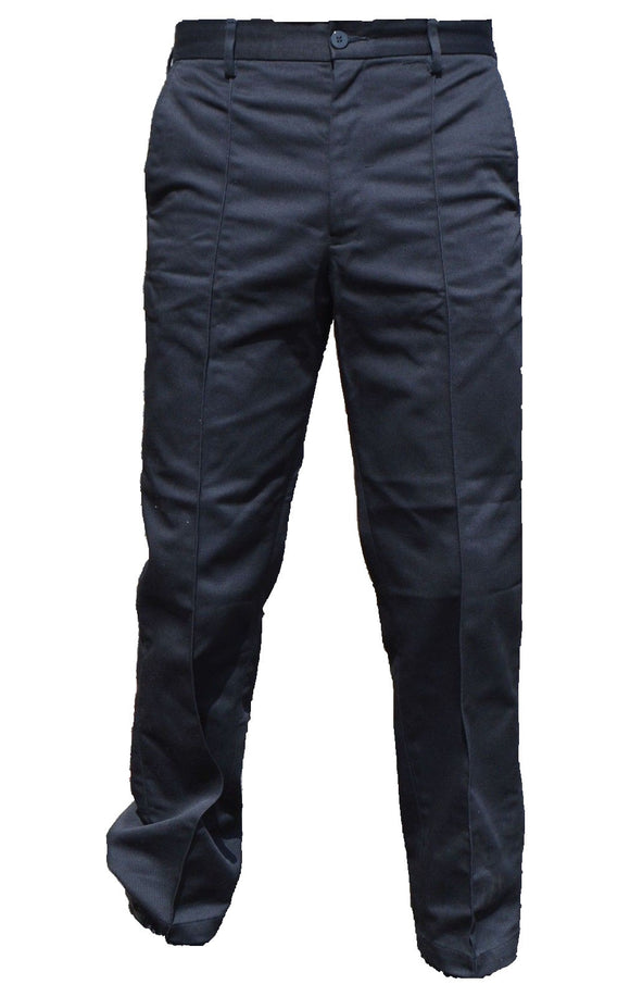 New Men's Lightweight Black Uniform Trousers, Police Security Prison Officer Y3