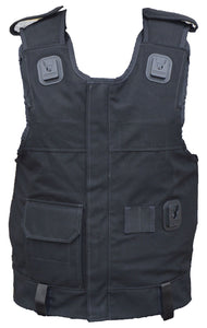 Ex Police Aegis Body Armour Cover Tactical Vest Security **COVER ONLY**