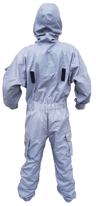 Grey Remploy 'Civil Responder 1' Peeler Coverall Army Security Grade A