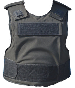 Ex Police Tactical Black Hawk Body Armour Stab Vest Spike Bullet Proof Grade A