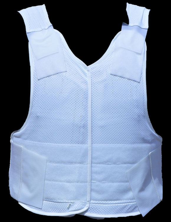 White Meggitt Covert Body Armour Stab Bulletproof Vest