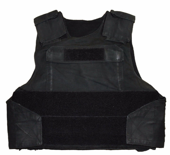 CPE Black Tactical Body Armour And Stab Vest In Grade B