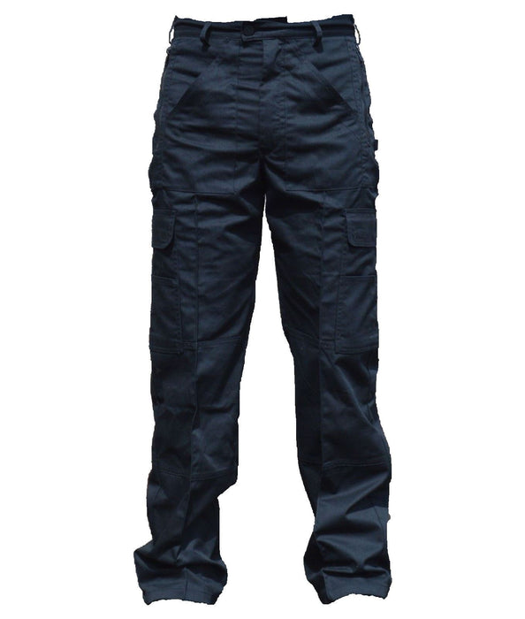 New Female Cargo Trousers Black Tactical Patrol Security Dog Handler D1