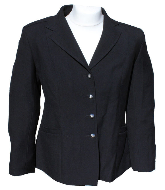 Genuine Ex Police WPC Women's Dress Tunic Jacket Polyester Wool Type 3