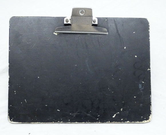 Ex Police Bristol Armour Ballistic Clipboard Made With Kevlar Small Shield