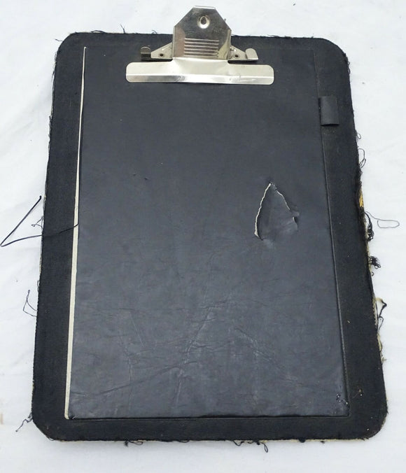 Hawk Ballistic Clipboard Made With Kevlar NIJ IIIA Small Shield