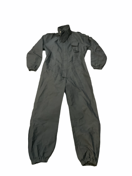 Yaffy 1 Piece Flame retardant riot navy blue coverall YC04A