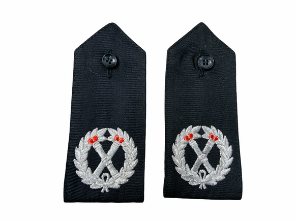 Obsolete Original Issue Assistant Chief Constable Police Rank Epaulettes Grade A