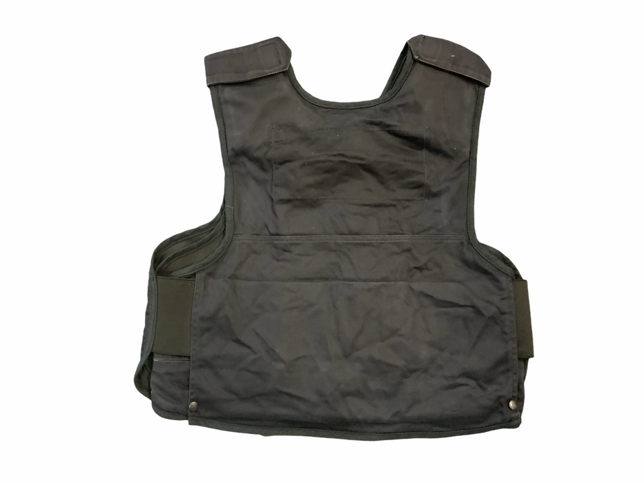 Ex Police Black Mehler Body Armour Cover Tac Vest !COVER ONLY! Grade B