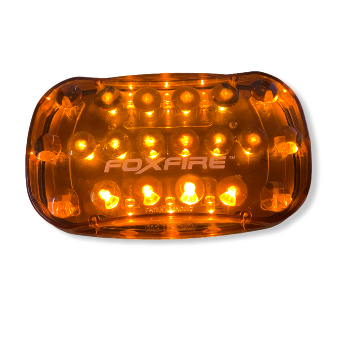 Used Foxfire F263-A LED Portable Signal Lite – Amber