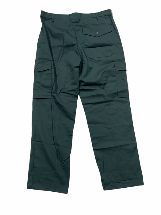 New Male Green Medic Cargo Trousers Dog Handler Security D6N