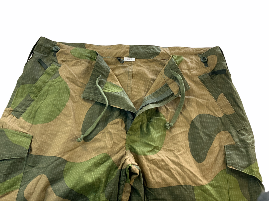 Genuine Military Lightweight Ripstop Camo Combat Trousers OAT04
