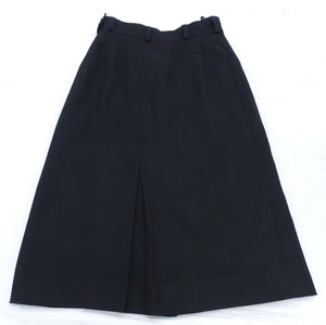 Bundle Of 2 New Police Officer WPC Black Wool Skirts