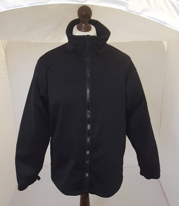 Ex Police Arktis Softshell Black Fleece And Liner for B315 Avenger Coat