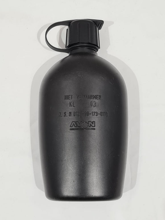 Avon Plastic 1 Litre Water Bottle Hiking/Camping