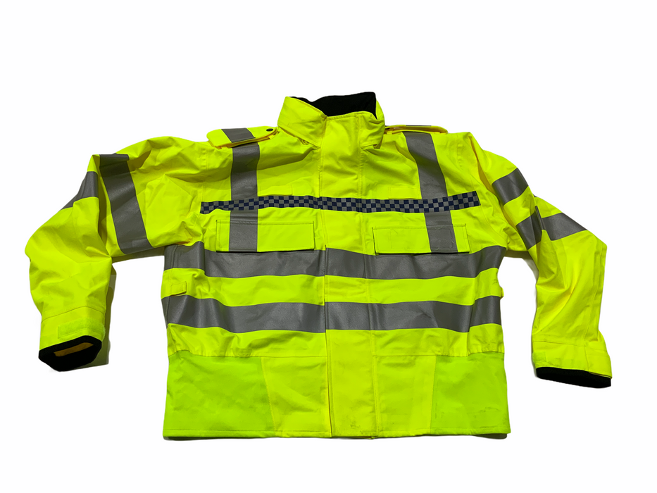 Hi Vis Waterproof Gore-Tex Bomber Jacket Recovery Security Dog Handler L/S OJ50