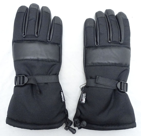 Bennett Safetywear Black Cold Weather Thinsulate Gloves