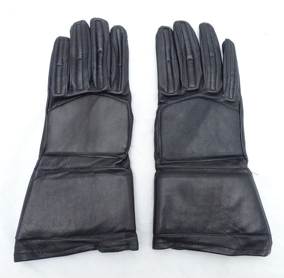 New Bennett Firearms Tactical Padded Black Leather Gloves GLV04