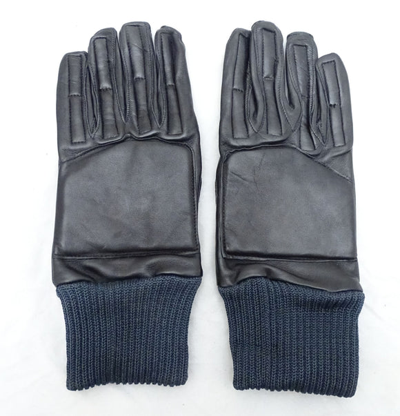 New Bennett Firearms Tactical Padded Black Leather Gloves GLV07