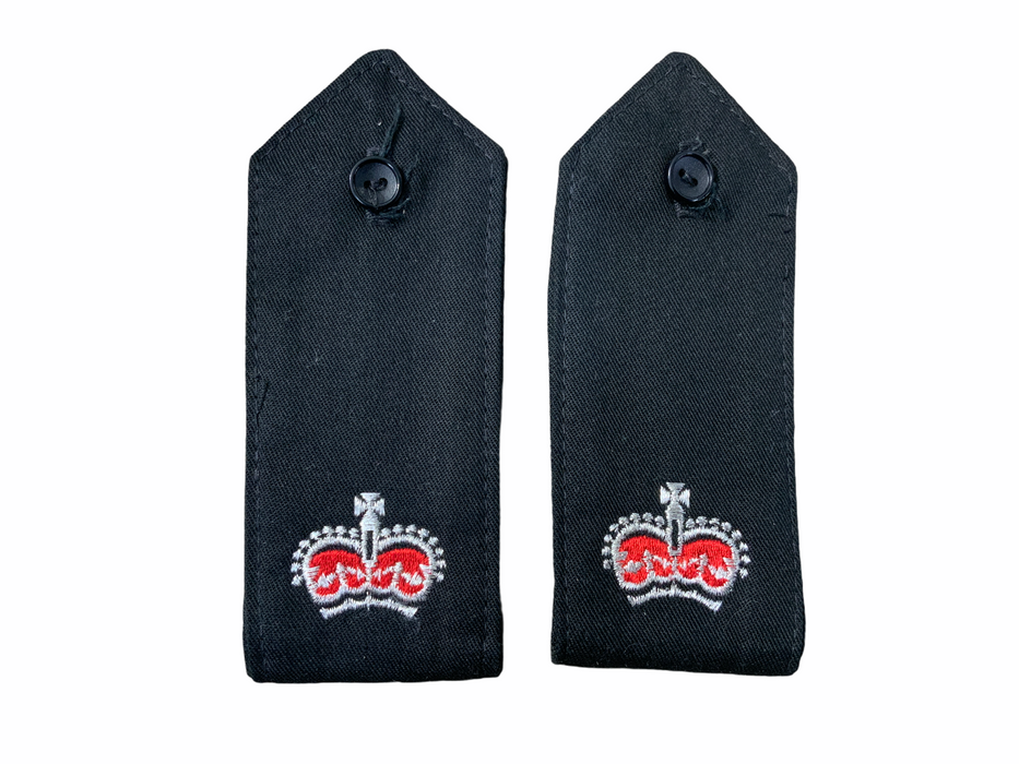 New Obsolete Original Issue Superintendent Police Rank Epaulettes