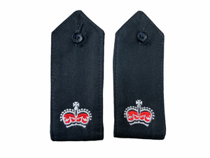 Obsolete Original Issue Superintendent Police Rank Epaulettes Grade A