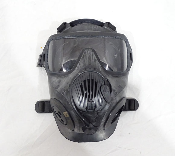 Rare British Army S019 Avon C50 Respirator Gas Face Mask - Gas Mask Only
