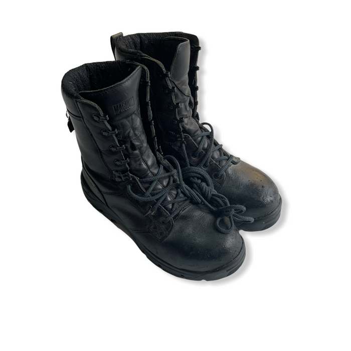 Used Magnum Shield ST SP WPI Black Combat Tactical Boots Grade B