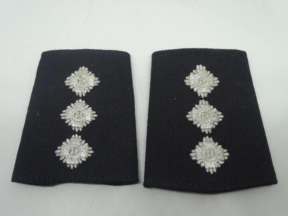 Police Chief Inspector Rank Slides