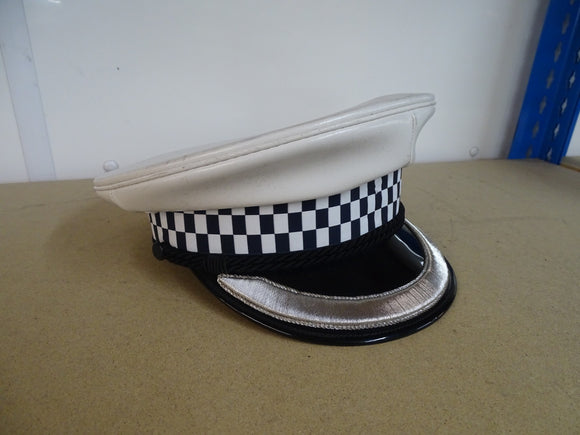 Genuine Chief Superintendent Traffic Officer Peaked Cap Collectors Grade A