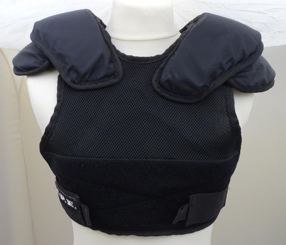 CPE Shoulder & Collarbone Protection Riot Gear Body Armour Public Order