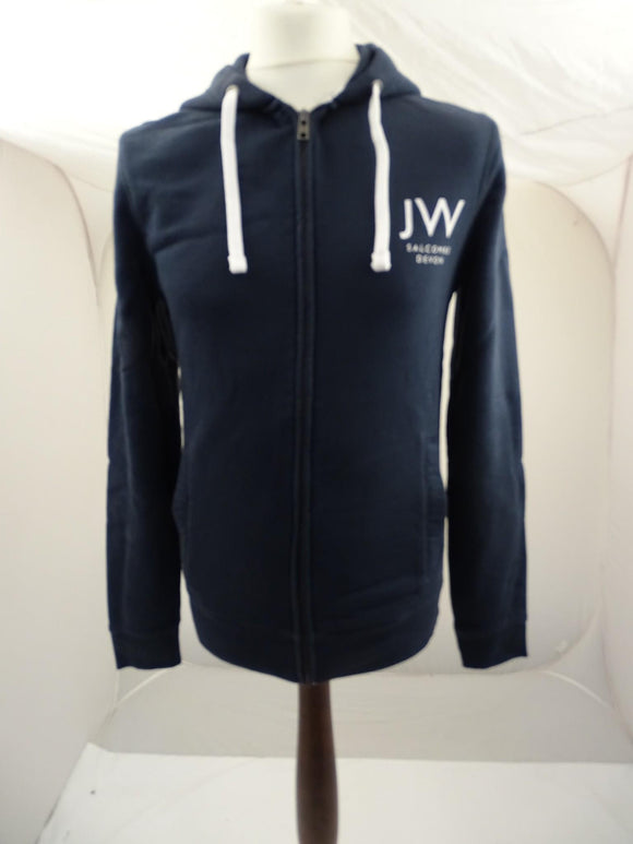 Brand New Jack Wills Salcombe Devon Pinebrook Zip Hoodie - Mens