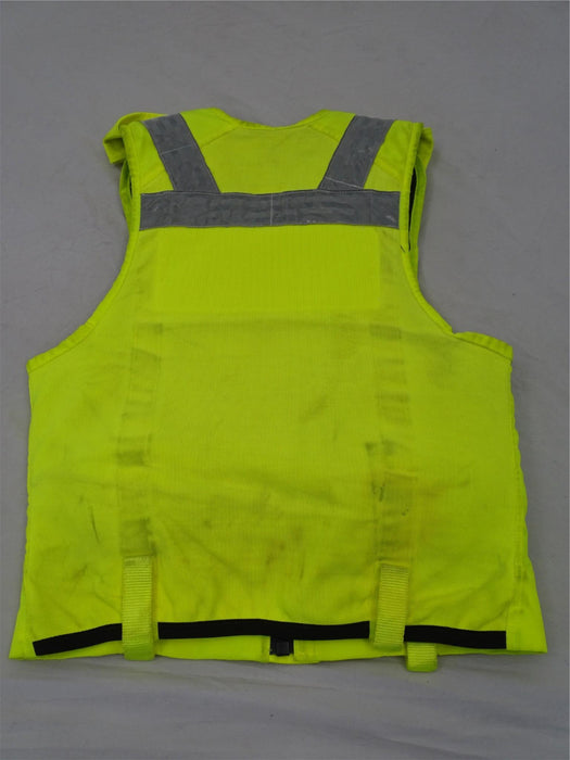Aegis Hi Vis Body Armour Cover Tactical Vest Security **COVER ONLY** Grade B