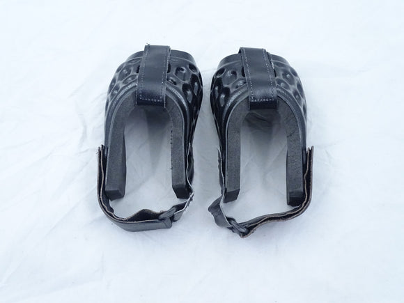Riot Gear Shoe Metatarsal Guards / Protectors Paintballing Airsoft RTS01