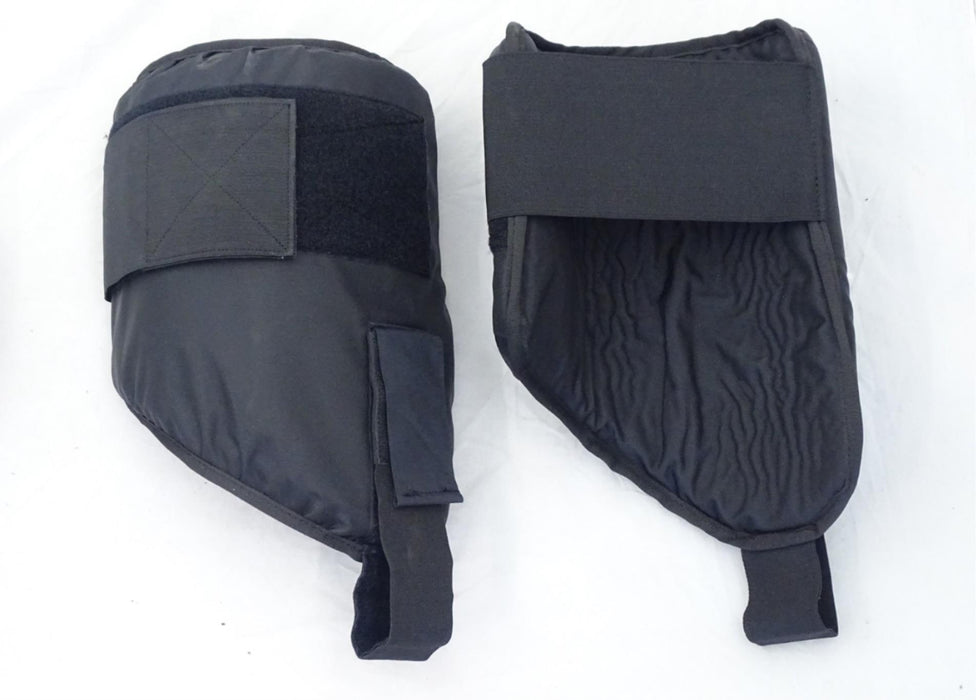 Riot Gear Thigh Guards Thigh Protectors Paintballing Airsoft S07T