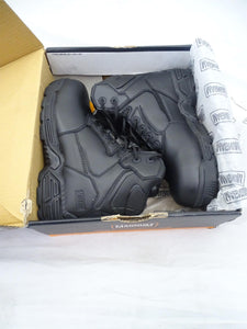 New Magnum Stealth Force 6.0 Lace Up Black Combat Tactical Boots
